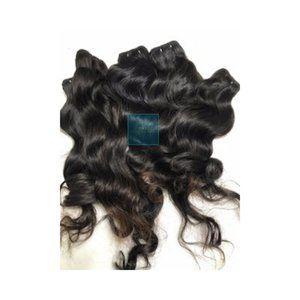 3 Bundle Deal Raw Indian Natural Wavy Hair